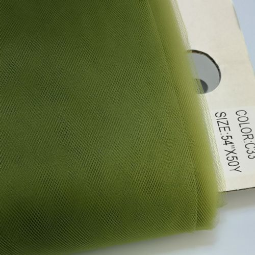 Dark Green | Nylon 54"